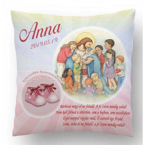 Keresztelő ajándék Lányoknak